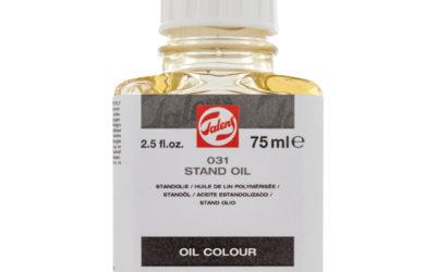Stand oil o aceite polimerizado